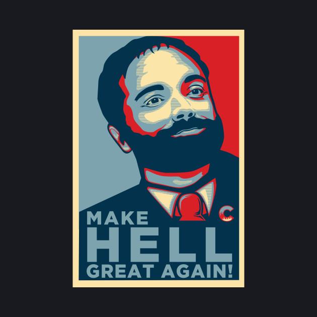Make Hell Great Again