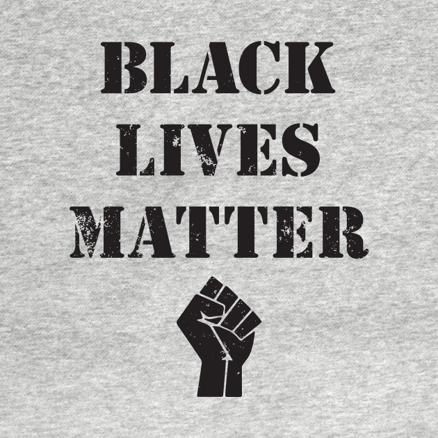 BLACK LIVES MATTER FIST SHIRT