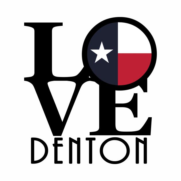 LOVE Denton Texas