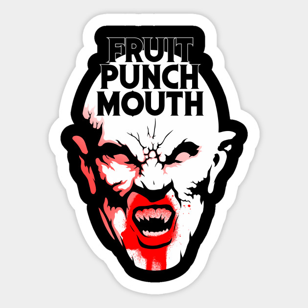 Fruit Punch Mouth