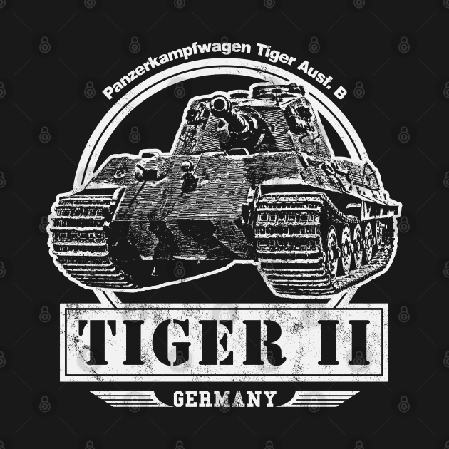 Tiger II - WW2 Tank