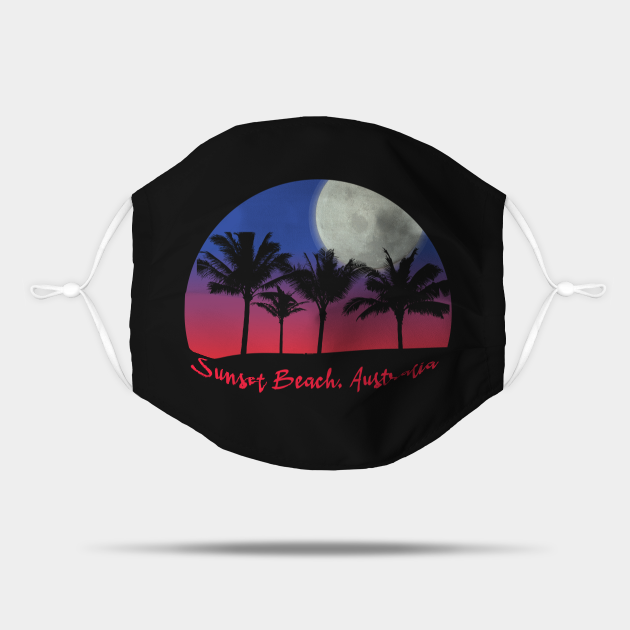 Sunset Beach Australia