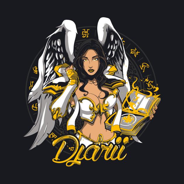 Gold Priest Dark