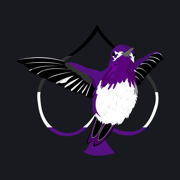 Ace Pride Hummingbird