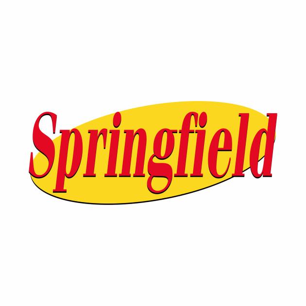 Springfield to Seinfeld (Simpsons)