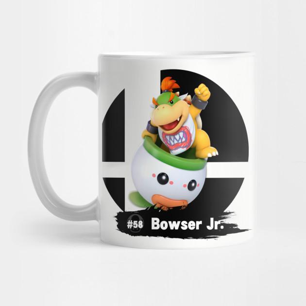 Super Smash Bros Ultimate 58 Bowser Jr By Cinjathecat