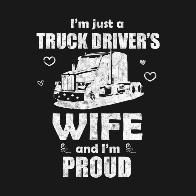 Best Truckers Wife Gift