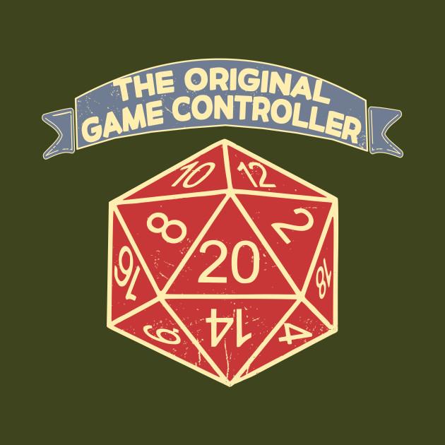D20 The Original Game Controller