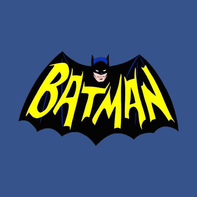 1966 Batman Logo