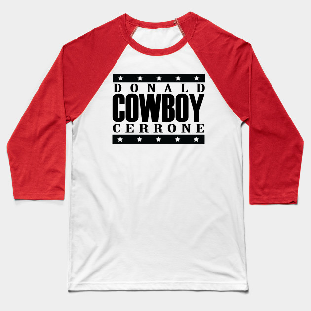 Donald Cerrone Baseball T-Shirt