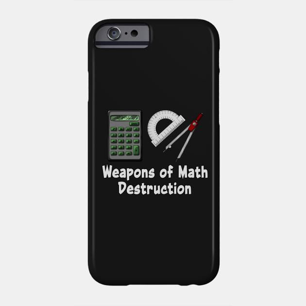 Weapons Of Math Destruction Science Teacher Pun