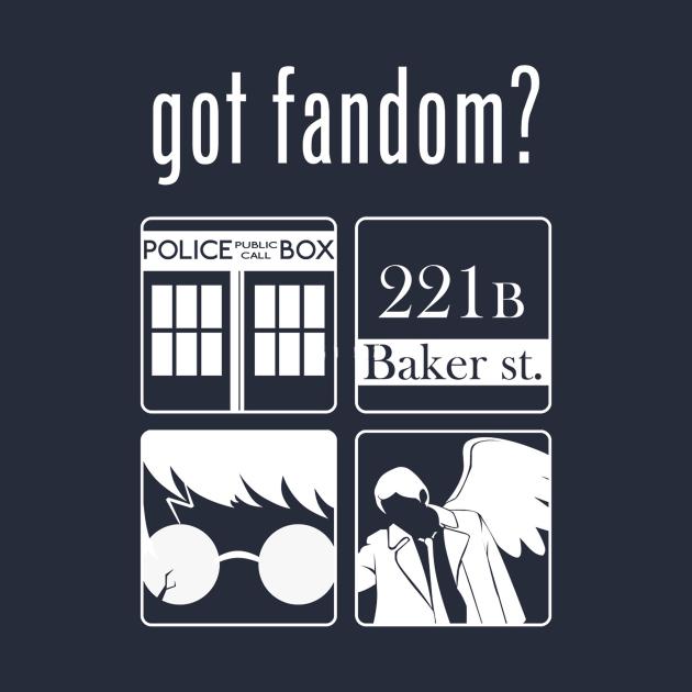 Got Fandom?