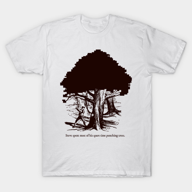 Punching Trees T-Shirt-TOZ