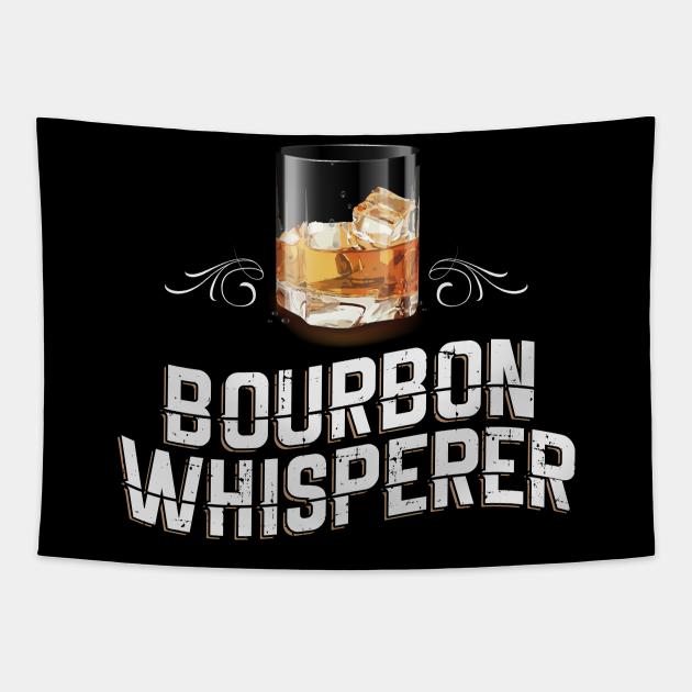 Bourbon Whisperer Whiskey Drinker Whisky Gift