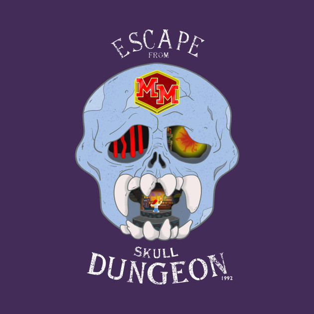 Mighty Max Escape From Skull Dungeon