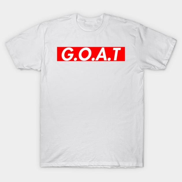 dde63ae7 Goat T Shirt - Supreme - T-Shirt | TeePublic