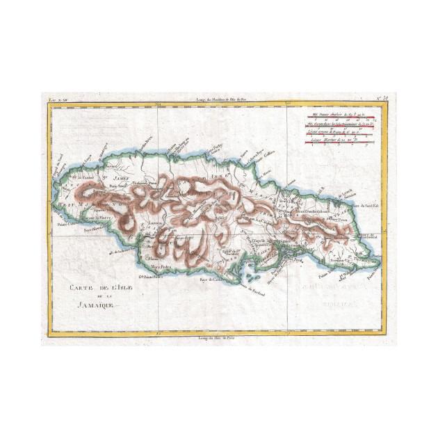 Vintage Map Of Jamaica Jamaica Map Kids TShirt TeePublic - Vintage map of jamaica