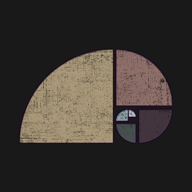 Geometric Fibonacci Spiral