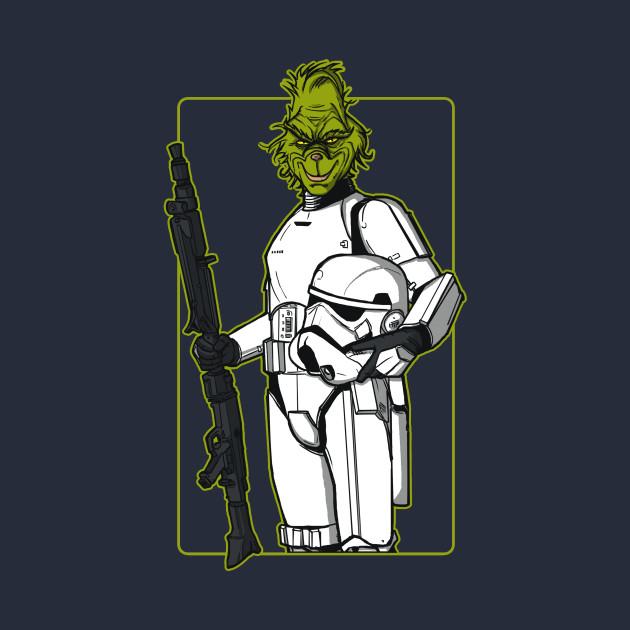 Xmas Trooper T-Shirt