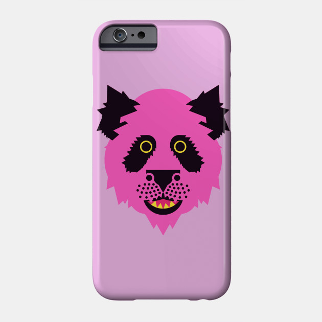 new products b7f70 a0a73 Panda Face Bright pink