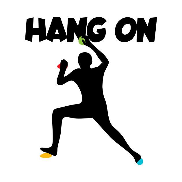 Hang on men