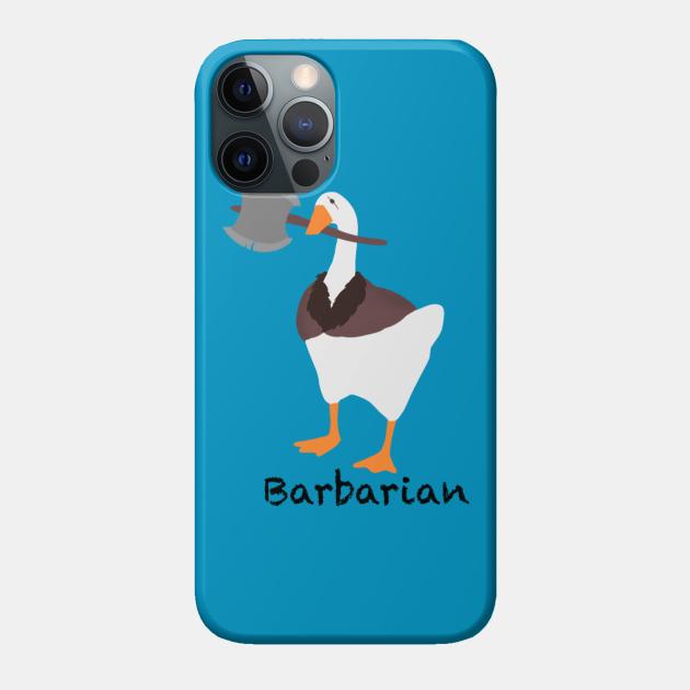 Barbarian Goose