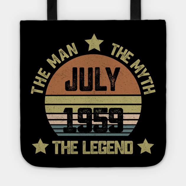 Born In July 1959 60th Birthday Gift