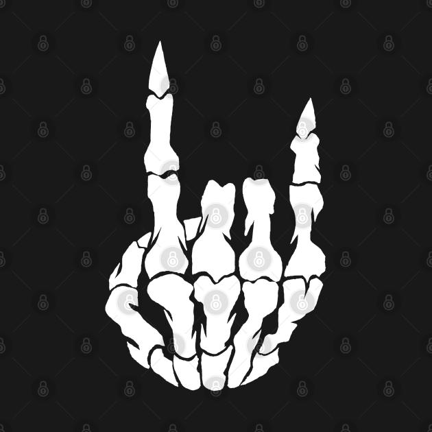 Heavy Metal, Horns Up