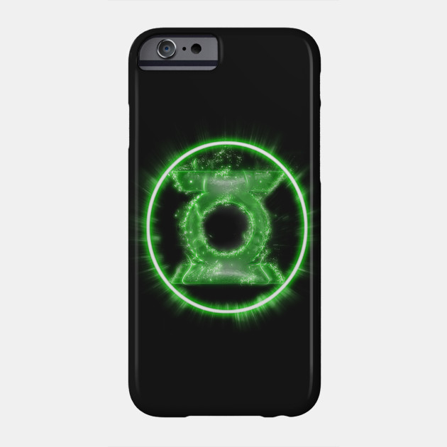Green Lantern Full Power Symbol Dc Comics Green Lantern Phone