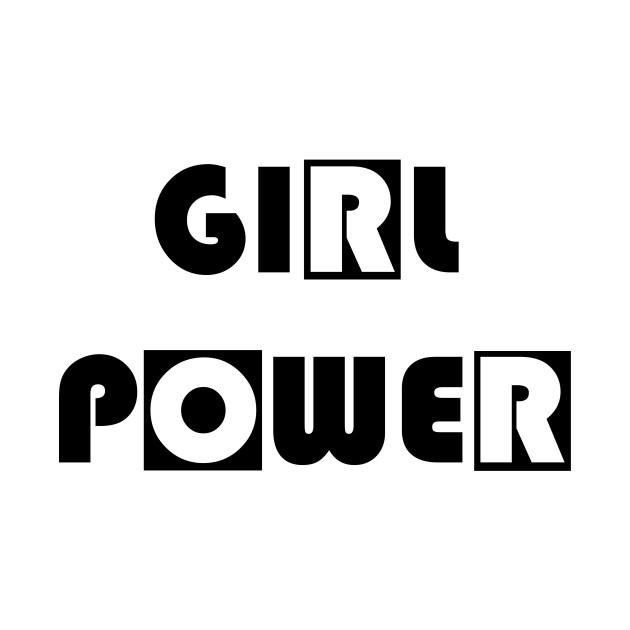girl power encourage words encouraging words kids t shirt