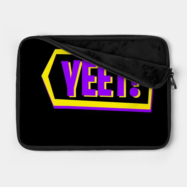 Yeet - Purple Yellow