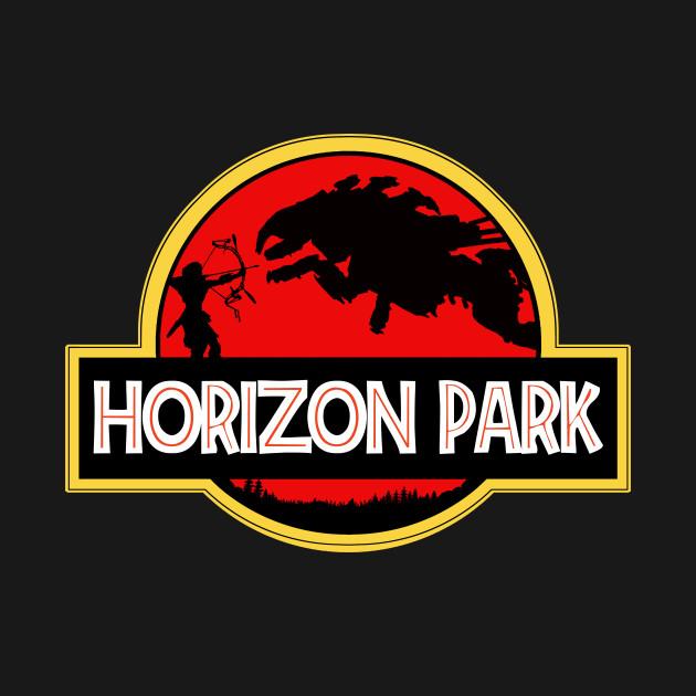 Horizon Zero Dawn - Jurassic Park (Ver.3)
