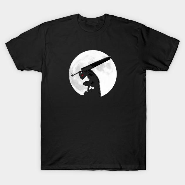 Berserk Moon - Berserk - T-Shirt | TeePublic