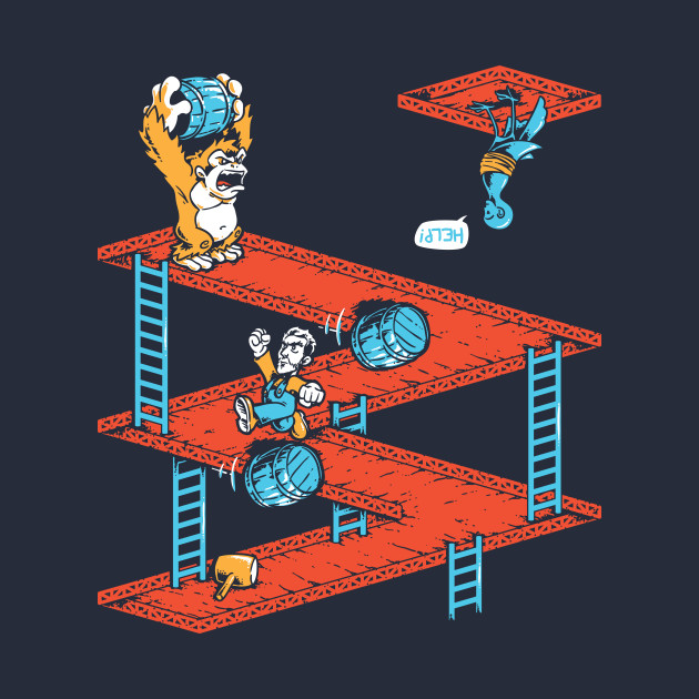 Escher Kong