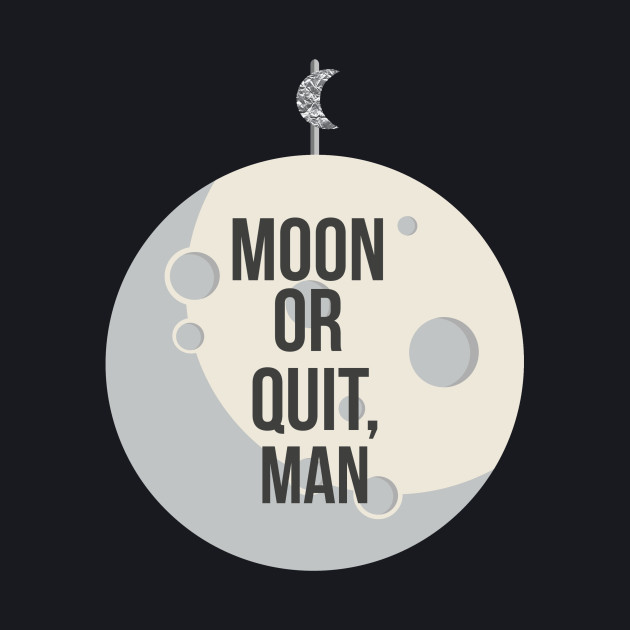 Parks & Recreation - Moon or Quit, Man