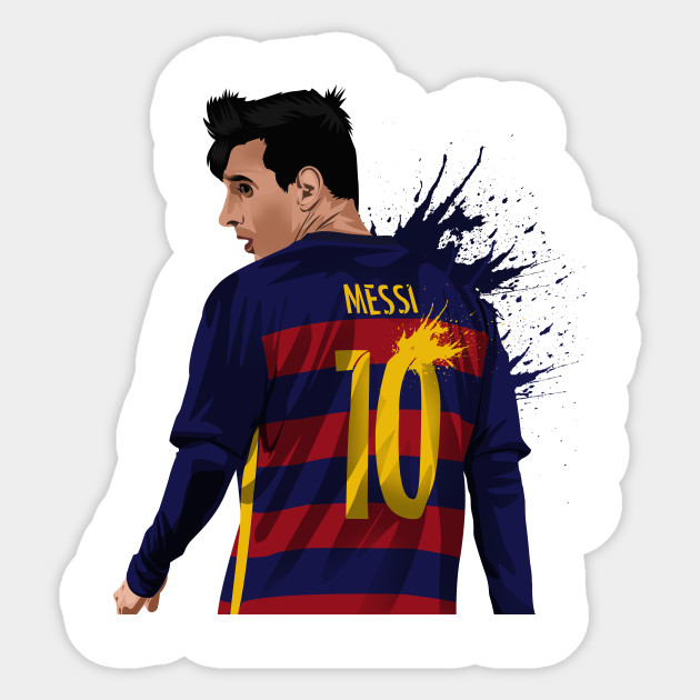 Messi - Legend - Sticker