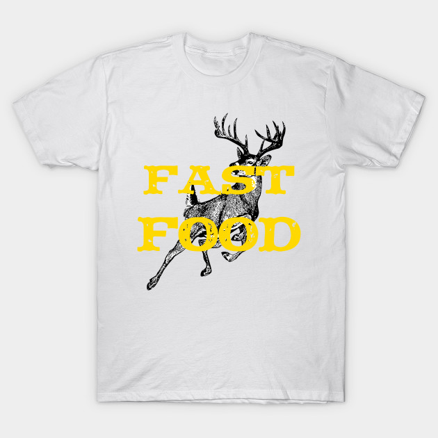 Funny Bow Hunting Gear Fast Food Retro Deer And Archery Gift Bow Hunting T Shirt Teepublic