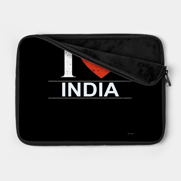 I Love India - Gift for Indian