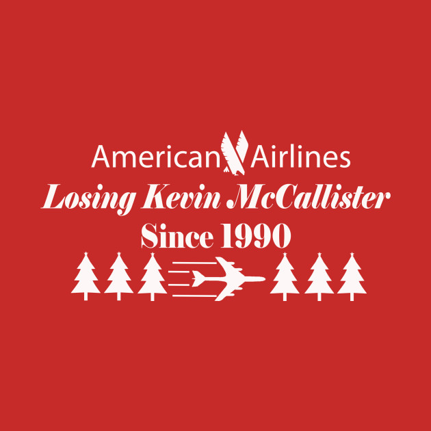 Home Alone Ugly Sweater American Airlines Home Alone Kids Long