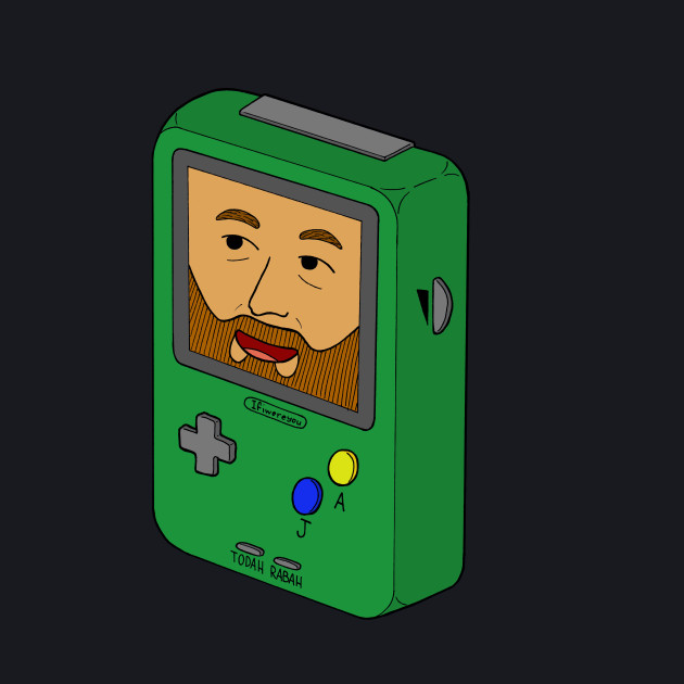 Jake, the Game Boy