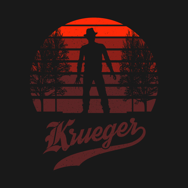 Krueger Sun Set T-Shirt