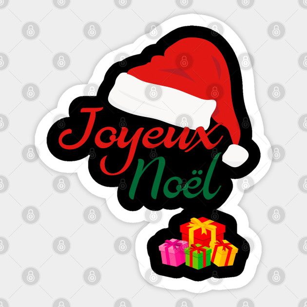 French Language Merry Christmas