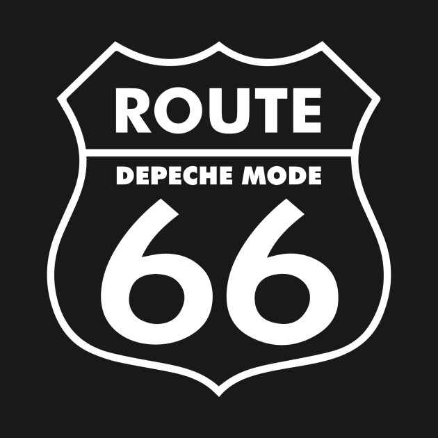 depeche mode route 66