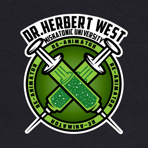 Dr.West - Miskatonic University