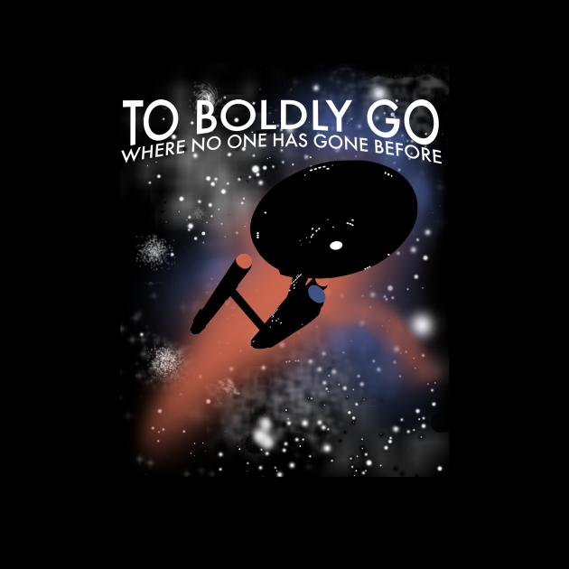 Boldly Go