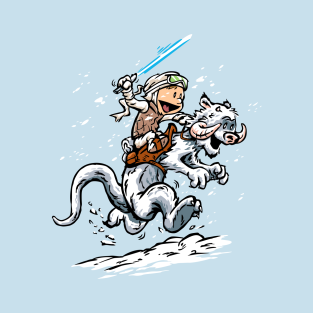 Calvin and Hoth