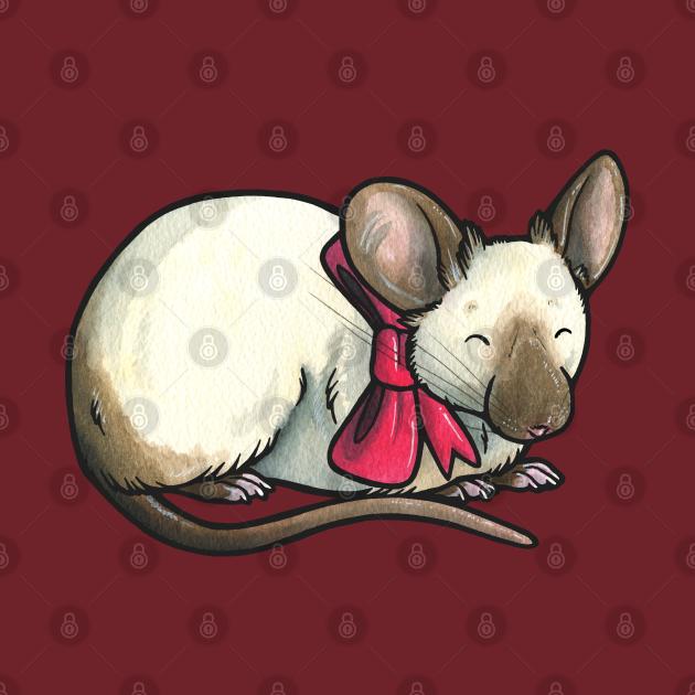 Siamese pet mouse