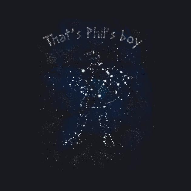 That's Phil's Boy-Stars