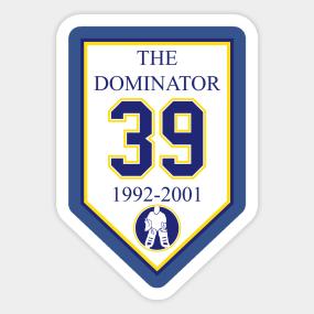 The DOMINATOR  39 Sticker 0fe5337f1