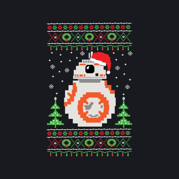 BB-8 Ugly Christmas Sweater